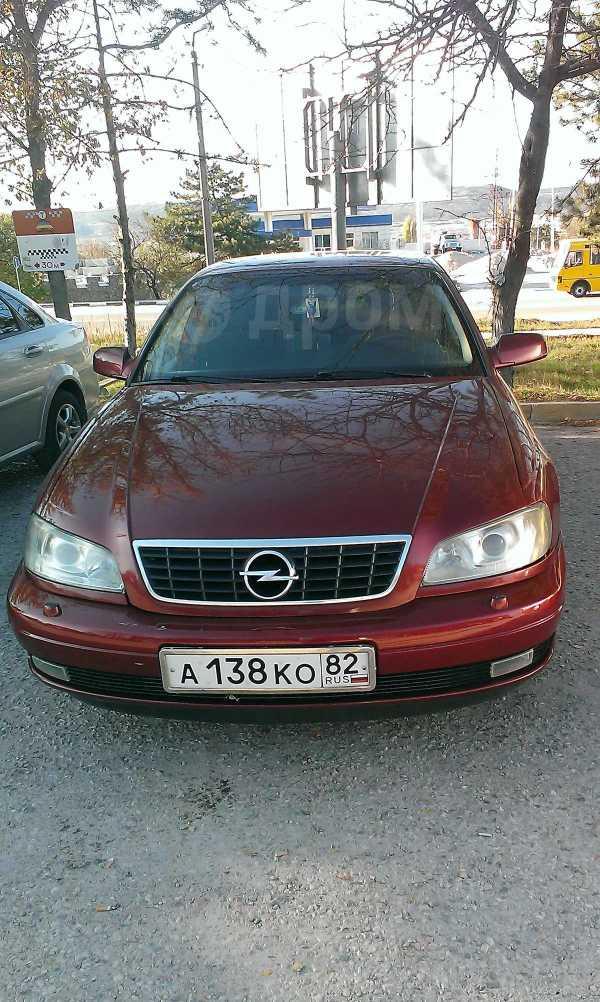 Opel Omega, 2001 год, 320 000 руб.