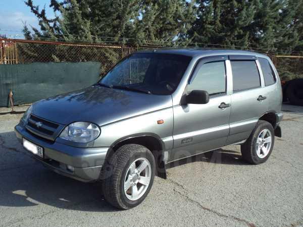 Chevrolet Niva, 2007 год, $8800