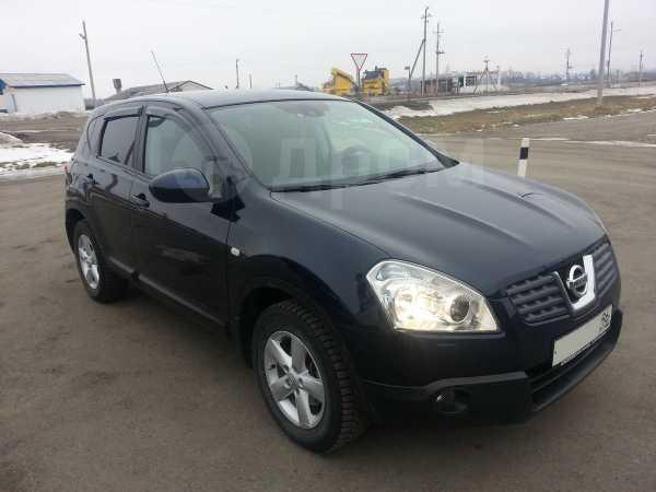 Nissan Qashqai, 2008 год, 630 000 руб.