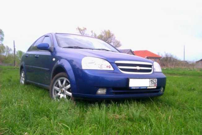 Chevrolet Lacetti, 2009 год, 337 000 руб.