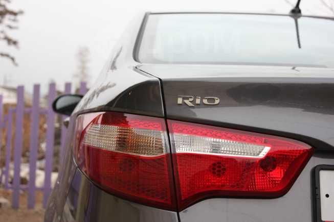 Kia Rio, 2013 год, 530 000 руб.