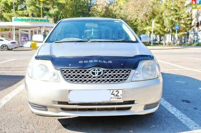 Toyota Corolla, 2003 год, 278 000 руб.