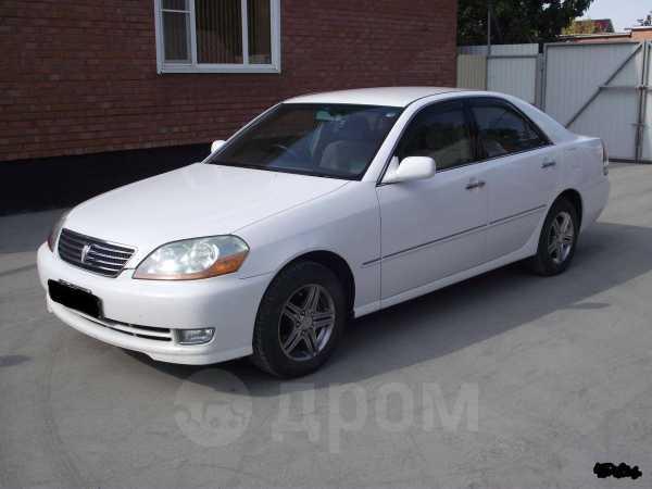 Toyota Mark II, 2003 год, 399 000 руб.