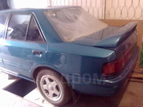 Mazda Familia, 1989 год, 25 000 руб.