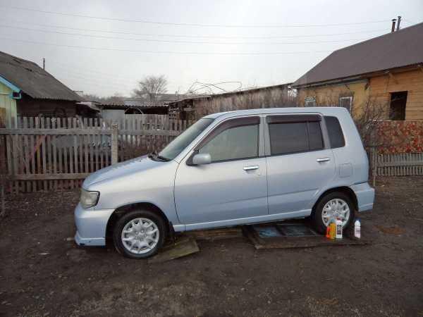 Nissan Cube, 2001 год, 142 000 руб.