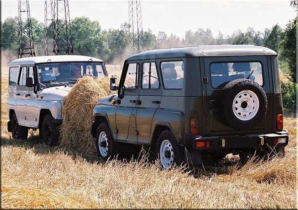 УАЗ 3151, 2001 год, 270 000 руб.
