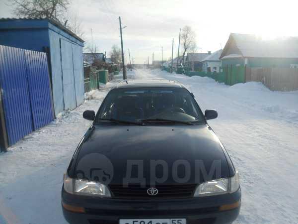 Toyota Corolla, 1995 год, 139 500 руб.