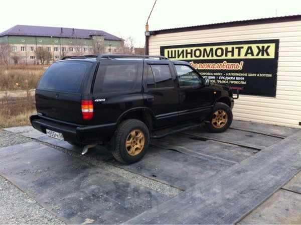 Chevrolet Blazer, 1998 год, 270 000 руб.