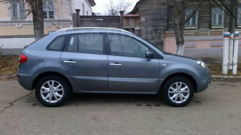 Renault Koleos, 2008 год, 630 000 руб.