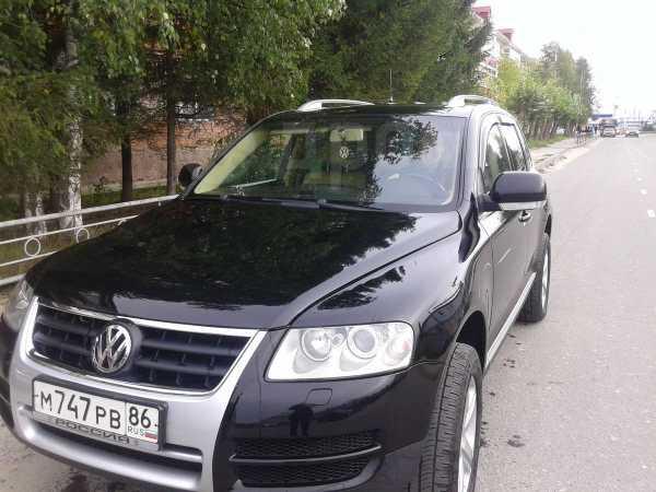 Volkswagen Touareg, 2006 год, 760 000 руб.
