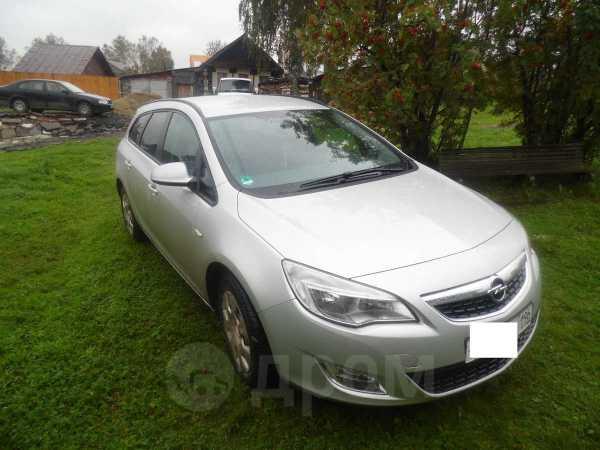 Opel Astra, 2011 год, 560 000 руб.