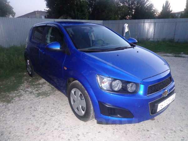 Chevrolet Aveo, 2012 год, 445 000 руб.