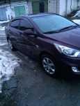 Hyundai Solaris, 2013 год, 535 000 руб.