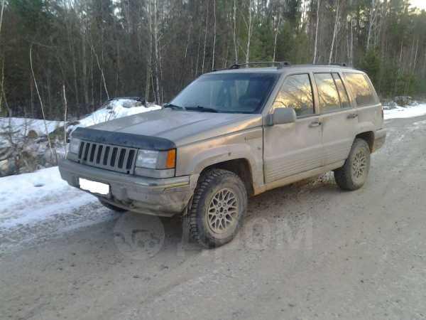 Jeep Grand Cherokee, 1995 год, 220 000 руб.