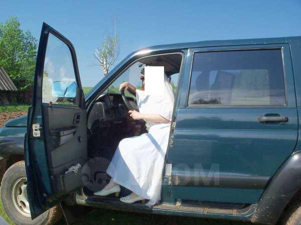 УАЗ Симбир, 2002 год, 220 000 руб.