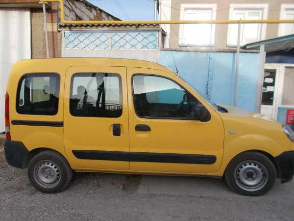 Renault Kangoo, 2006 год, 410 858 руб.
