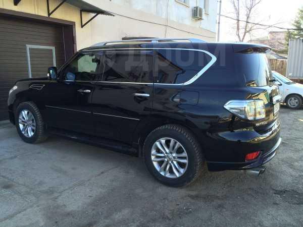 Nissan Patrol, 2010 год, 2 150 000 руб.
