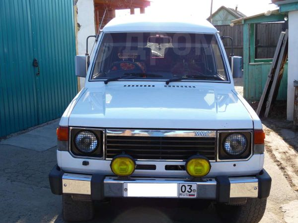 Mitsubishi Pajero, 1988 год, 270 000 руб.