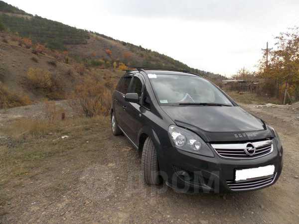 Opel Zafira, 2013 год, 750 000 руб.
