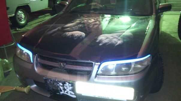 Nissan Avenir Salut, 1999 год, 230 000 руб.
