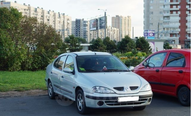 Renault Megane, 2001 год, 195 000 руб.