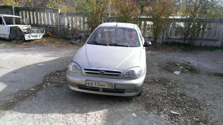 Daewoo Sens, 2007 год, 140 000 руб.