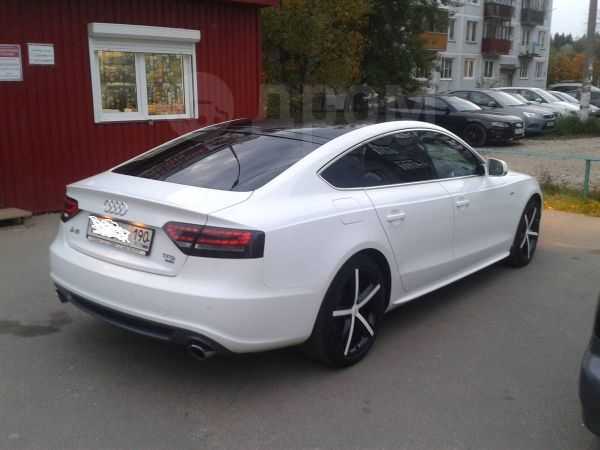 Audi A5, 2011 год, 1 199 999 руб.