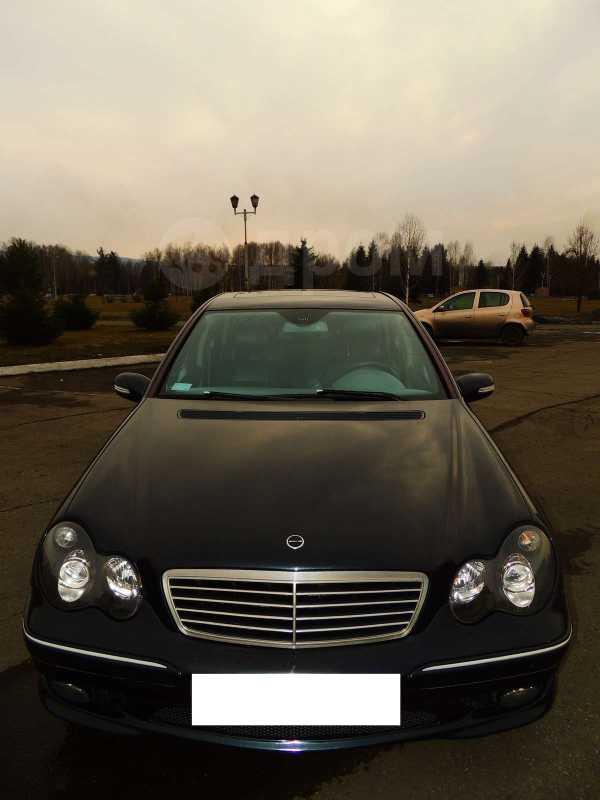 Mercedes-Benz C-Class, 2006 год, 450 000 руб.