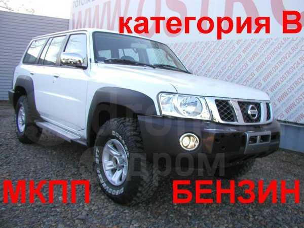 Nissan Patrol, 2014 год, 3 370 000 руб.