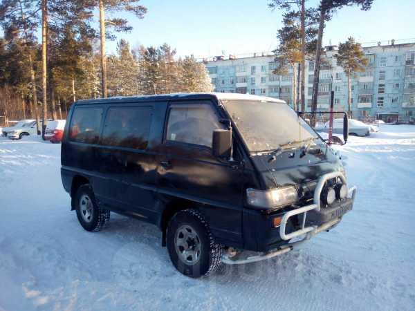 Mitsubishi Delica, 1991 год, 130 000 руб.