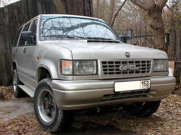 Opel Monterey, 1993 год, 320 000 руб.