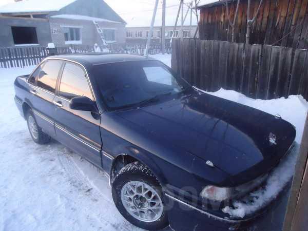 Mitsubishi Eterna, 1990 год, 95 000 руб.