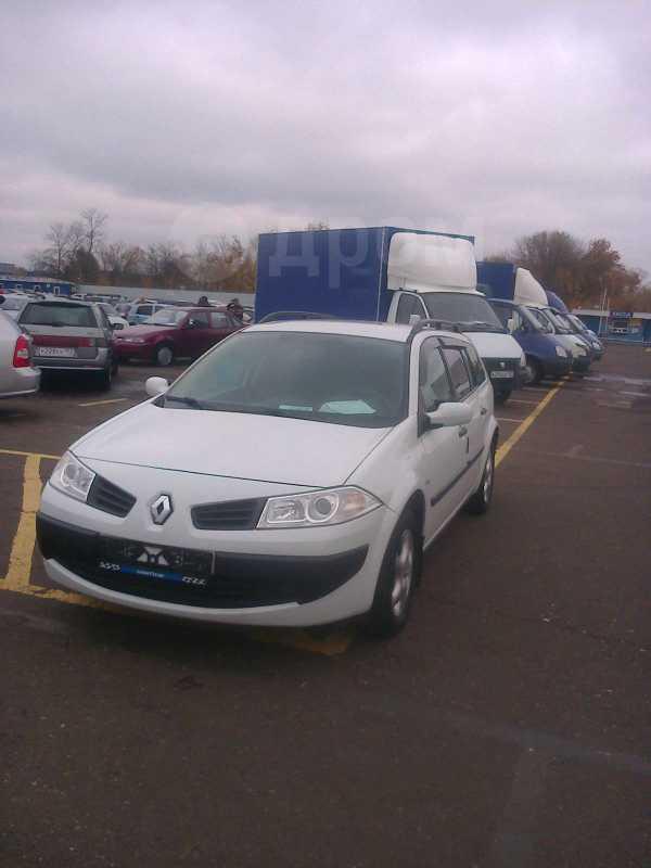 Renault Megane, 2008 год, 369 000 руб.