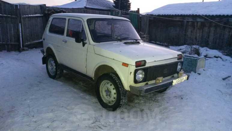 Лада 4x4 2121 Нива, 1993 год, 95 000 руб.