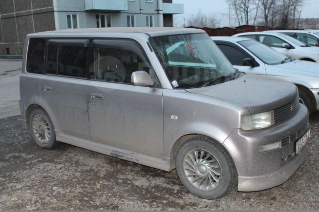Toyota bB, 2000 год, 185 000 руб.