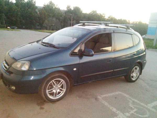 Chevrolet Rezzo, 2008 год, 320 000 руб.