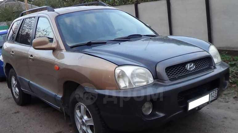 Hyundai Santa Fe, 2001 год, 195 000 руб.