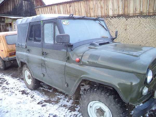 УАЗ 3151, 1994 год, 140 000 руб.