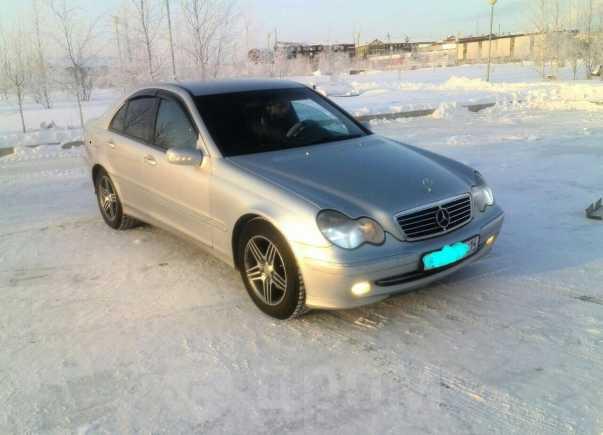Mercedes-Benz C-Class, 2001 год, 400 000 руб.