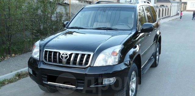 Toyota Land Cruiser Prado, 2008 год, 1 250 000 руб.