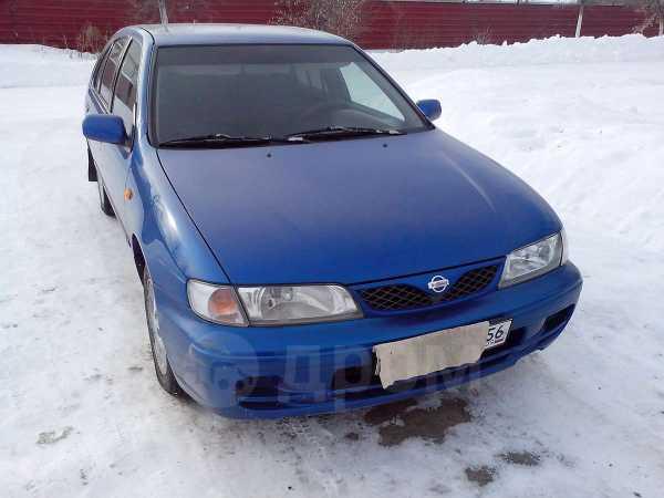 Nissan Almera, 1999 год, 115 000 руб.
