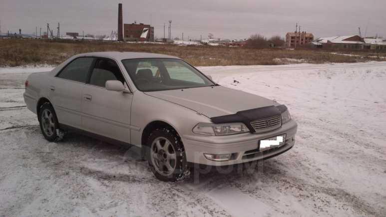 Toyota Mark II, 1999 год, 195 000 руб.