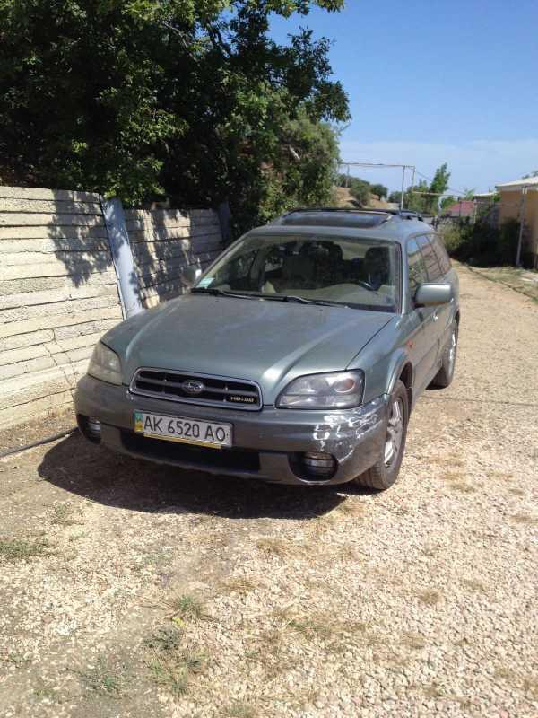Subaru Outback, 2002 год, 500 000 руб.