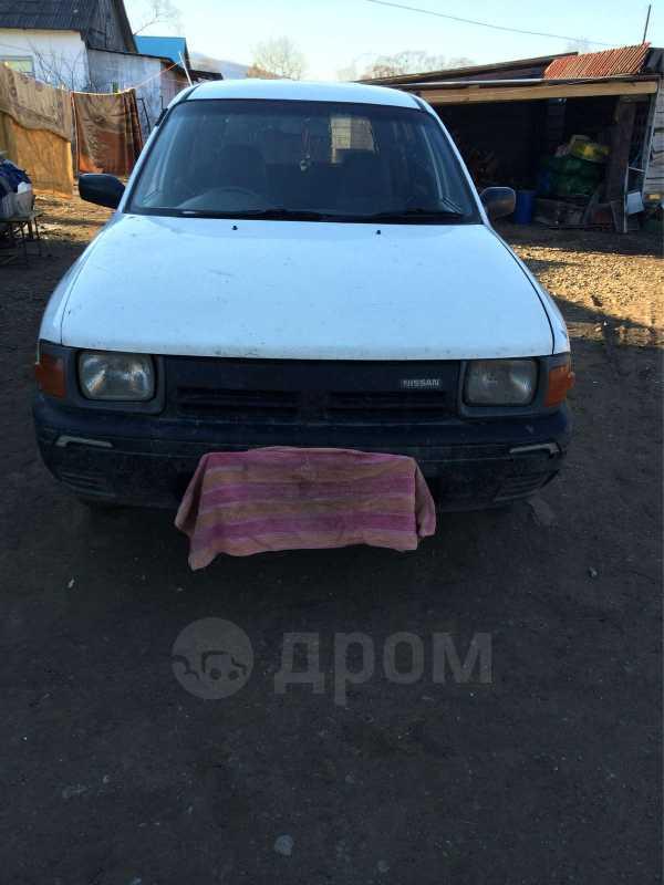 Nissan AD, 1996 год, 55 000 руб.