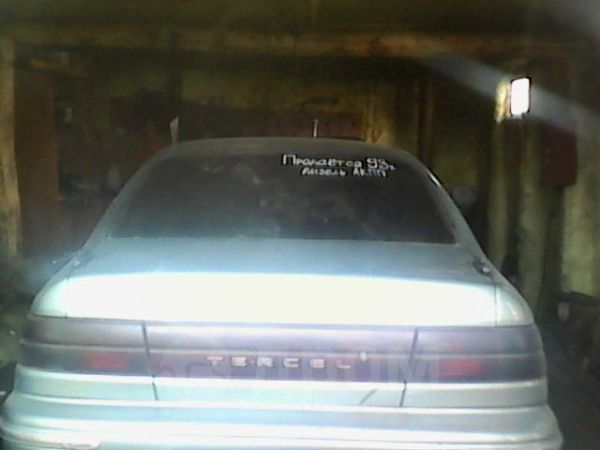 Toyota Tercel, 1993 год, 100 000 руб.