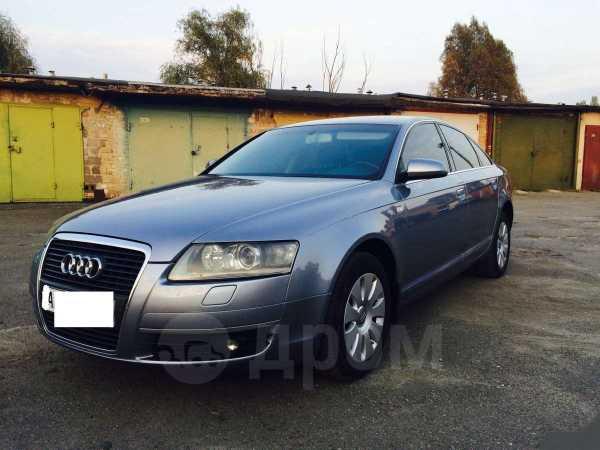Audi A6, 2005 год, 610 000 руб.