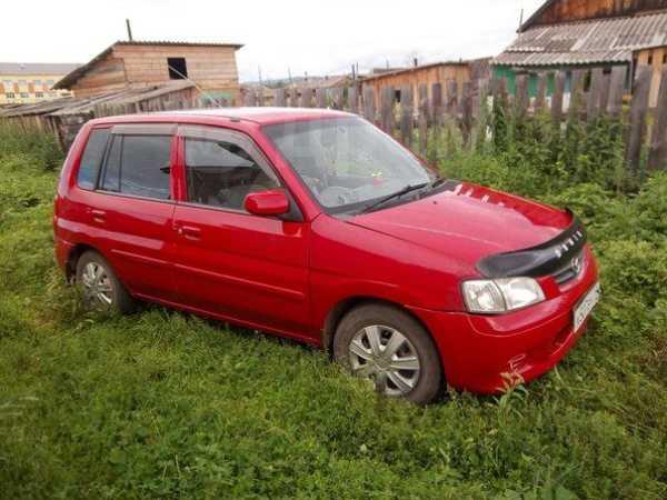 Mazda Demio, 2000 год, 130 000 руб.