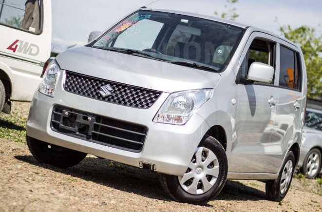 Suzuki Wagon R, 2010 год, 265 000 руб.