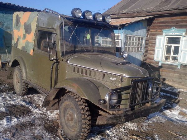 ГАЗ 69, 1963 год, 100 000 руб.