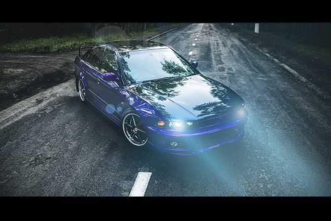 Mitsubishi Galant, 1997 год, 500 000 руб.